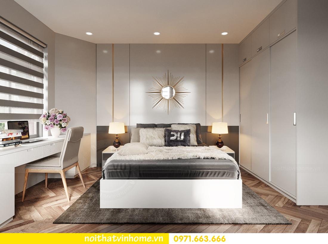 thiết kế nội thất biệt thự Vinhomes Ocean Park hiện đại 15