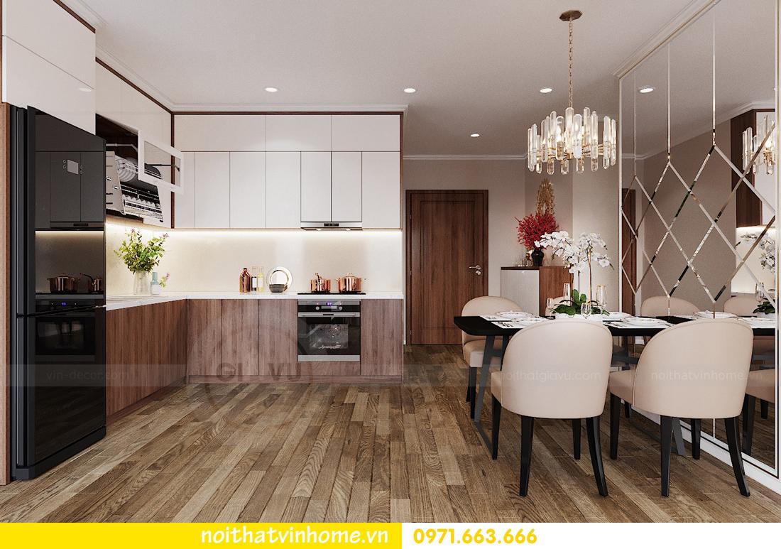 hoàn thiện nội thất chung cư West Point tòa W3 căn 15A anh Minh 02