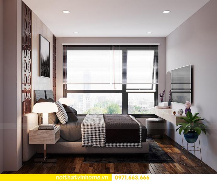 mẫu thiết kế nội thất chung cư West Point tòa W2 căn 11A 6