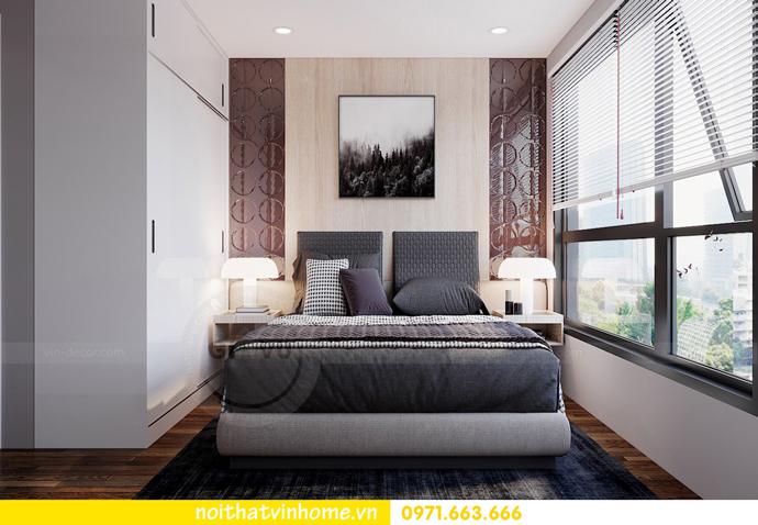 mẫu thiết kế nội thất chung cư West Point tòa W2 căn 11A 7