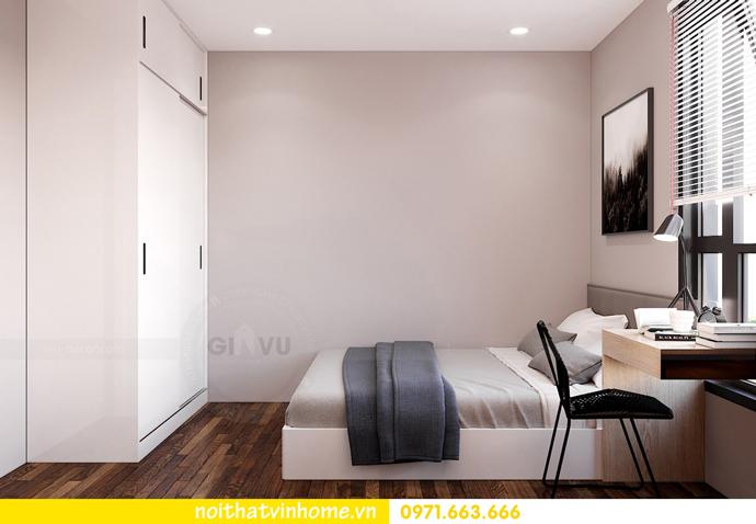 mẫu thiết kế nội thất chung cư West Point tòa W2 căn 11A 8