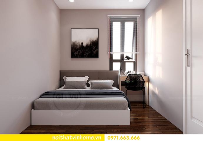 mẫu thiết kế nội thất chung cư West Point tòa W2 căn 11A 9