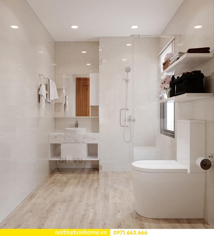 thiết kế nội thất biệt thự hiện đại tại Vinhomes Ocean Park 17
