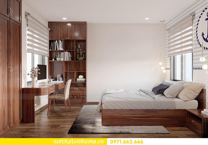 thiết kế nội thất biệt thự hiện đại tại Vinhomes Ocean Park 18