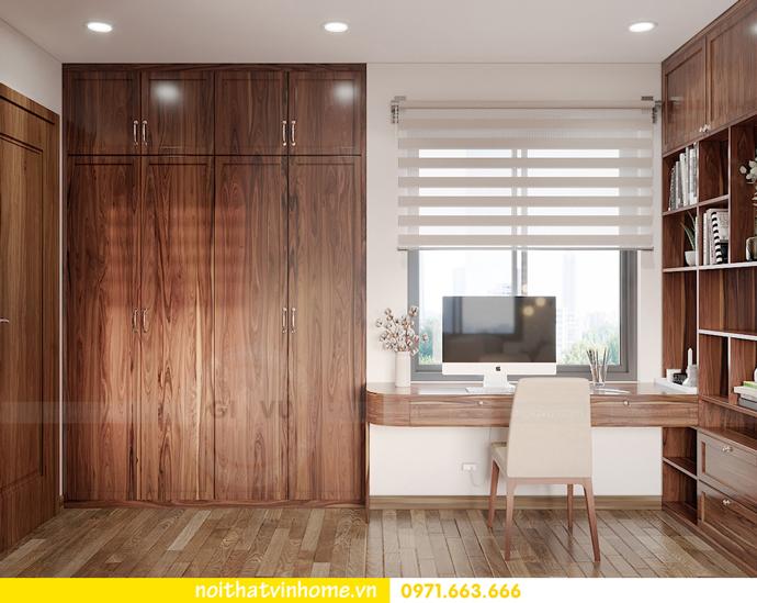 thiết kế nội thất biệt thự hiện đại tại Vinhomes Ocean Park 20