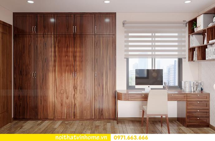 thiết kế nội thất biệt thự hiện đại tại Vinhomes Ocean Park 23