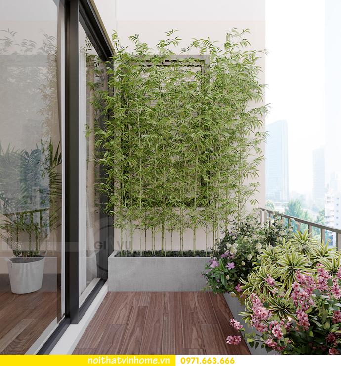thiết kế nội thất biệt thự hiện đại tại Vinhomes Ocean Park 26