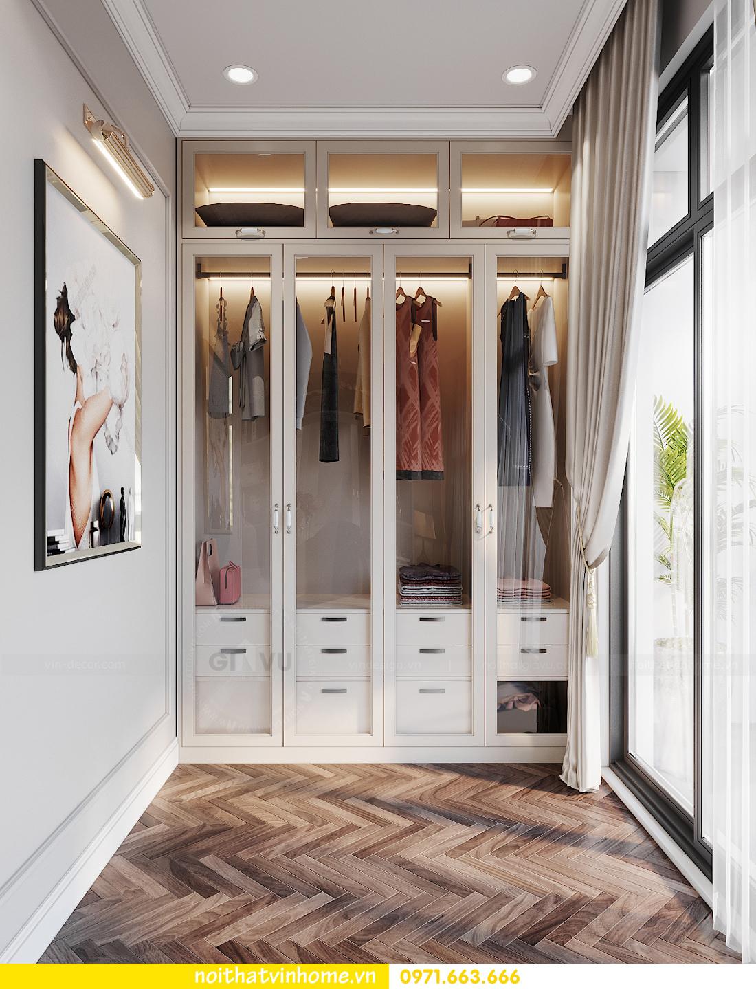 thiết kế thi công nội thất biệt thự liền kề Vinhomes OCean Park 8