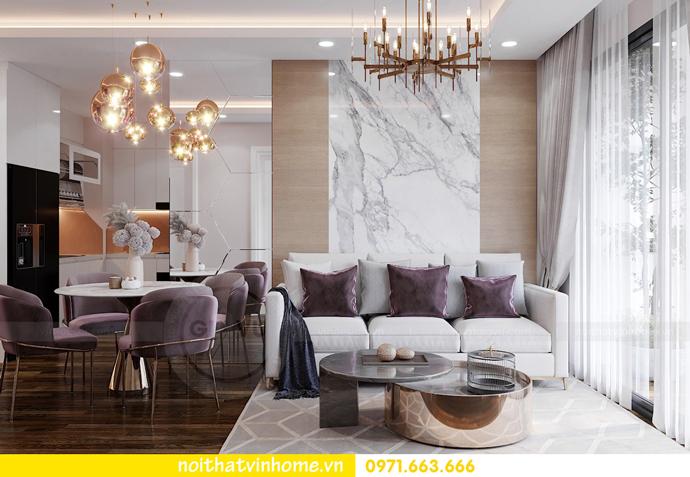 thiết kế căn hộ chung cư West Point tòa W1 căn 02 3