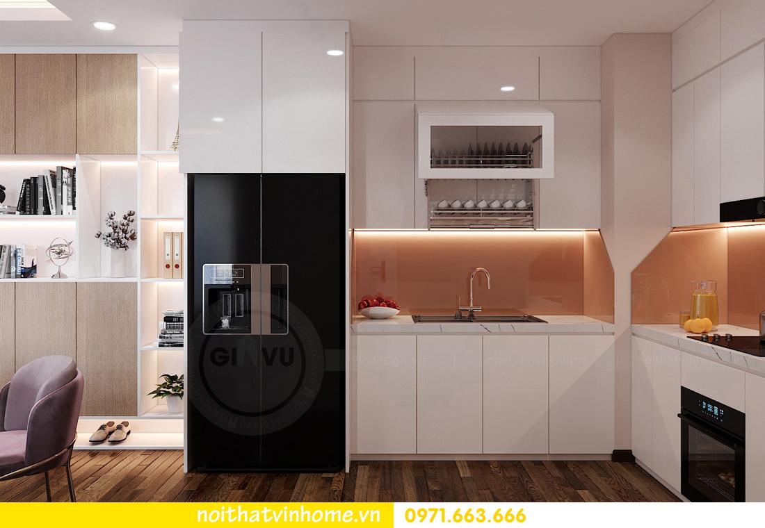 thiết kế căn hộ chung cư West Point tòa W1 căn 02 4