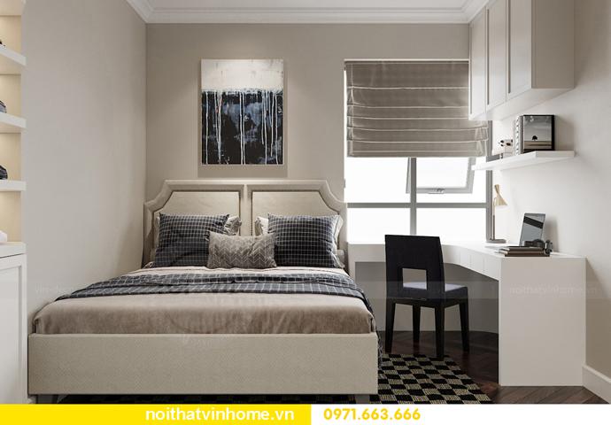 thiết kế nội thất chung cư 100m2 tại Imperia Sky Garden 12