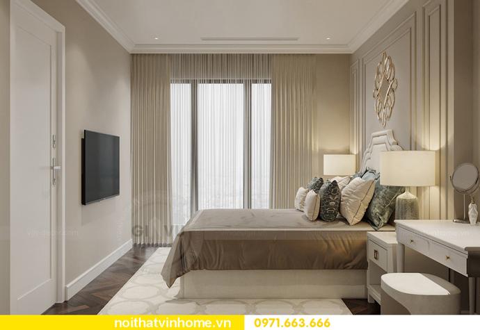 thiết kế nội thất chung cư 100m2 tại Imperia Sky Garden 7