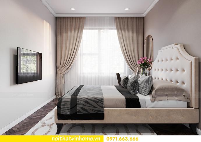 thiết kế nội thất chung cư OCean Park căn 3 phòng ngủ nhỏ 8