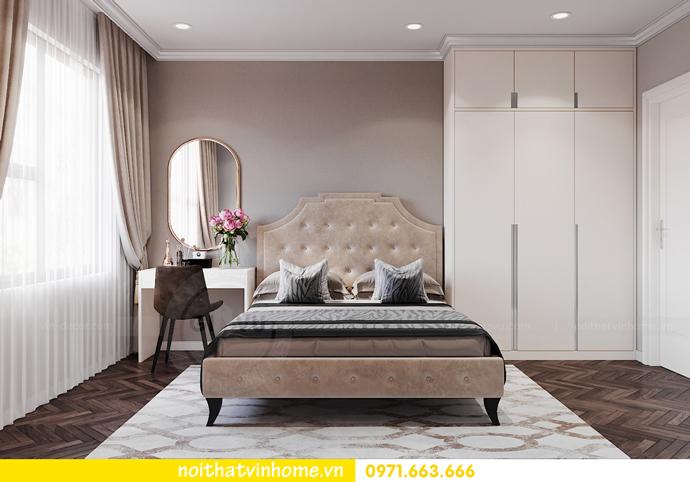 thiết kế nội thất chung cư OCean Park căn 3 phòng ngủ nhỏ 9