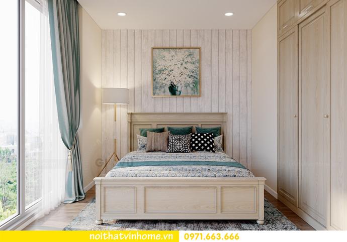 thiết kế nội thất căn hộ Smart City đơn giản mà tinh tế 6