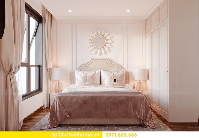 thiết kế nội thất chung cư Smart City căn 2 ngủ hiện đại 7