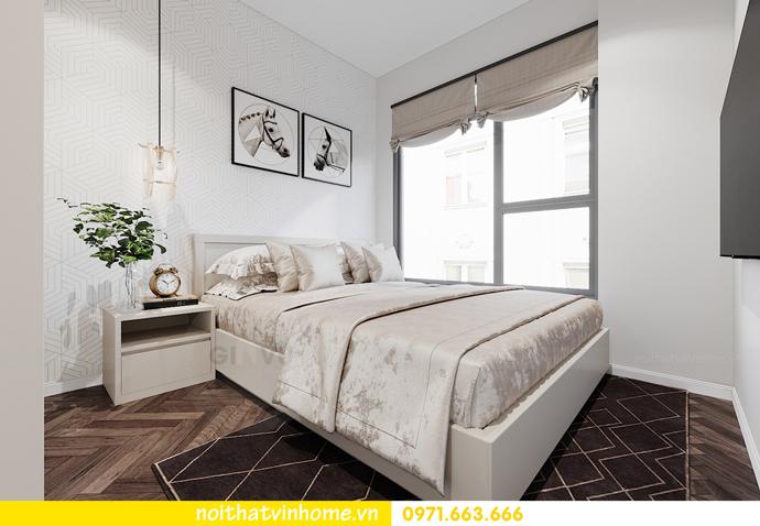 Chung cư Smart City mẫu thiết kế căn hộ 3 phòng ngủ đẹp 12