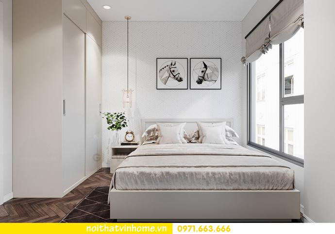Chung cư Smart City mẫu thiết kế căn hộ 3 phòng ngủ đẹp 13