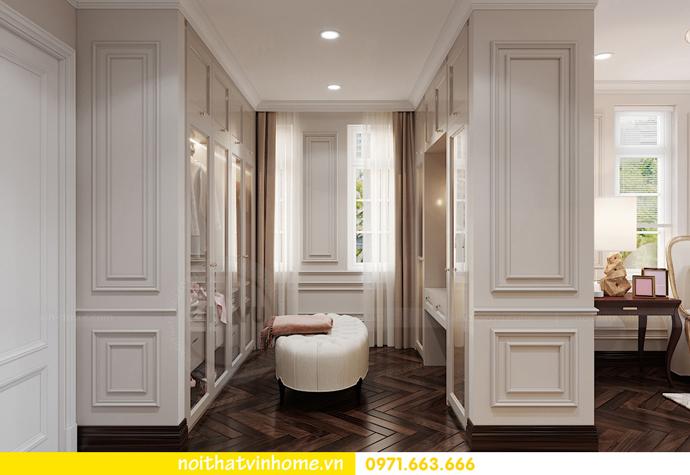 thiết kế nội thất biệt thự đẹp tại Vinhomes OCean Park khu Ngọc Trai 13