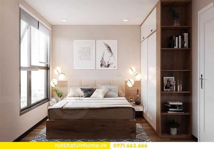 thi công nội thất căn hộ Smart City tòa S2.02 căn 01 view11
