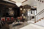 thiết kế nội thất biệt thự OCean Park sang trọng, đẳng cấp