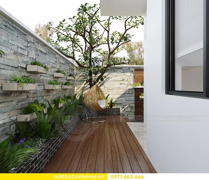 thiết kế nội thất biệt thự OCean Park sang trọng, đẳng cấp 25