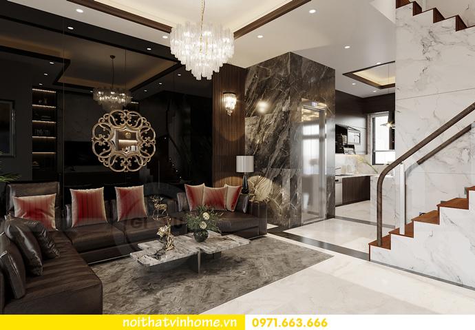 thiết kế nội thất biệt thự OCean Park sang trọng, đẳng cấp 3
