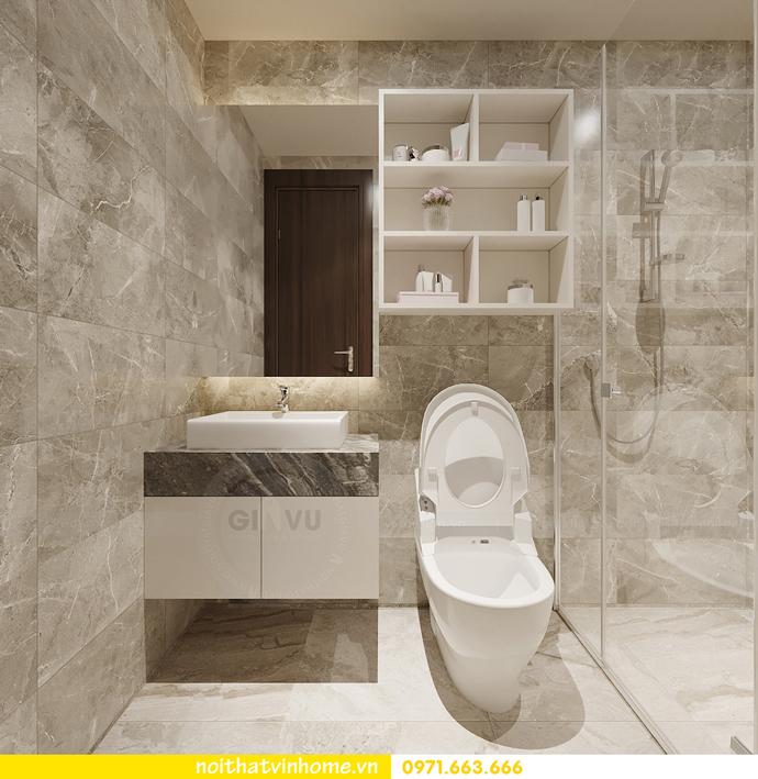 thiết kế nội thất biệt thự OCean Park sang trọng, đẳng cấp 7