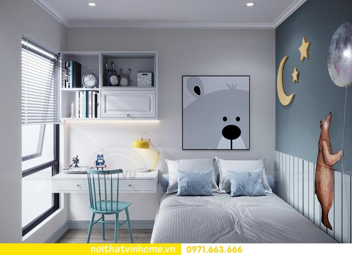 hoàn thiện nội thất chung cư Smart City tòa S2.02 căn 05B 10