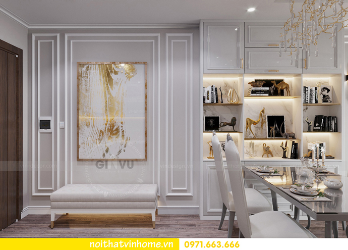hoàn thiện nội thất chung cư Smart City tòa S2.02 căn 05B 2