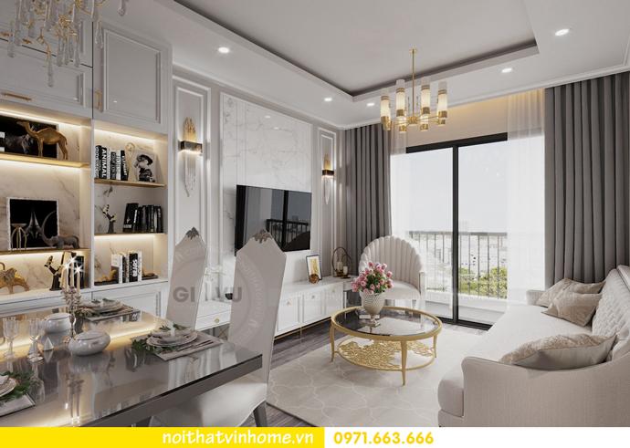 hoàn thiện nội thất chung cư Smart City tòa S2.02 căn 05B 3