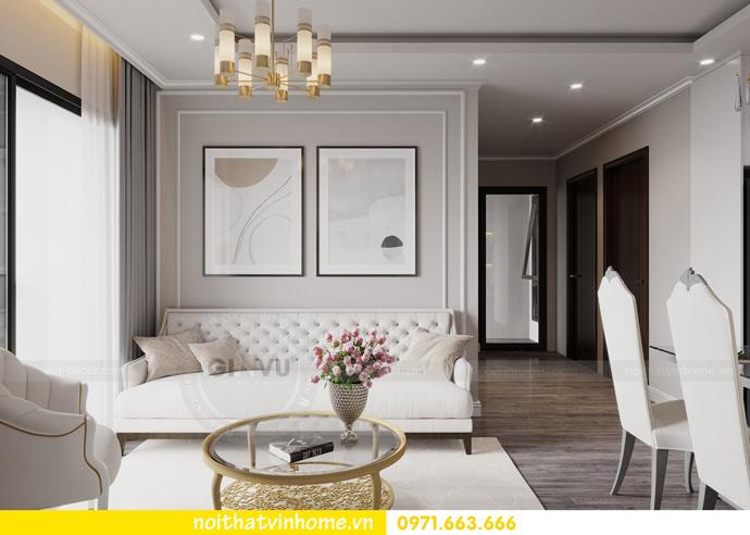 hoàn thiện nội thất chung cư Smart City tòa S2.02 căn 05B 4