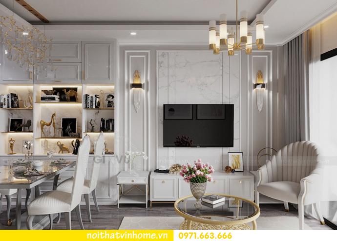 hoàn thiện nội thất chung cư Smart City tòa S2.02 căn 05B 5