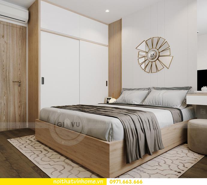 thiết kế và thi công nội thất Smart City tòa S201 căn 2903 11