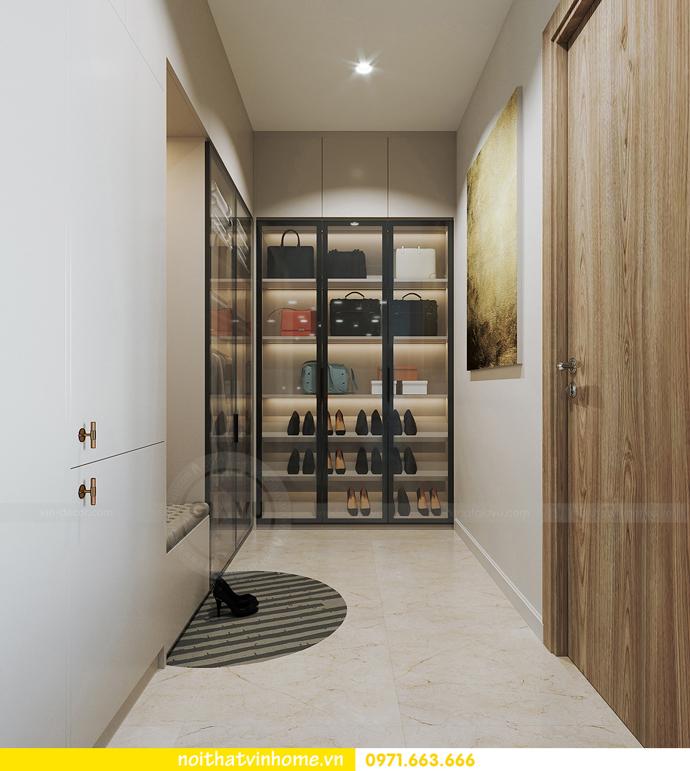 thiết kế và thi công nội thất Smart City tòa S201 căn 2903 6