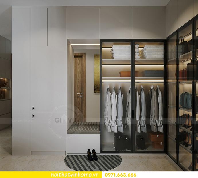 thiết kế và thi công nội thất Smart City tòa S201 căn 2903 7