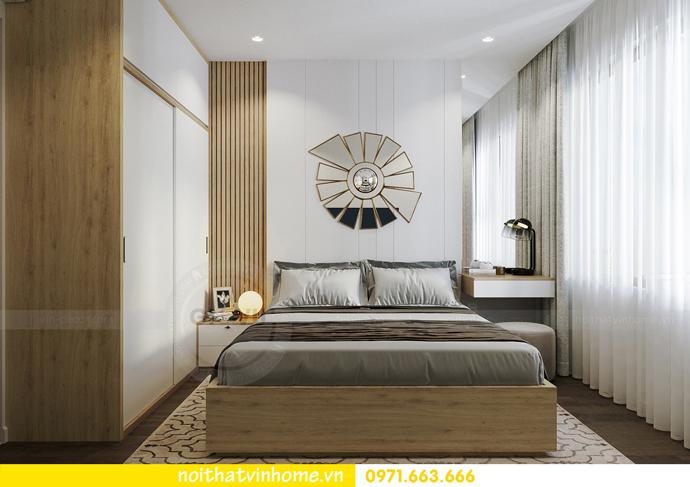 thiết kế và thi công nội thất Smart City tòa S201 căn 2903 8